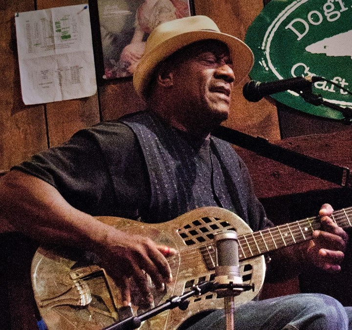 Blues with Gerard Burke – Music BLOG at canaaninstitute org