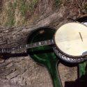 Silver Bell Tenor Banjo