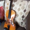 "Grand Concert ""Stradivarius"" violin"